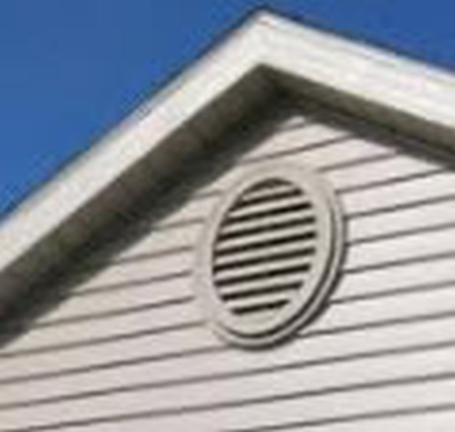 Attic Ventilation Roof Vents : Roofer in ri for roof ventilation systems soffit or ridge