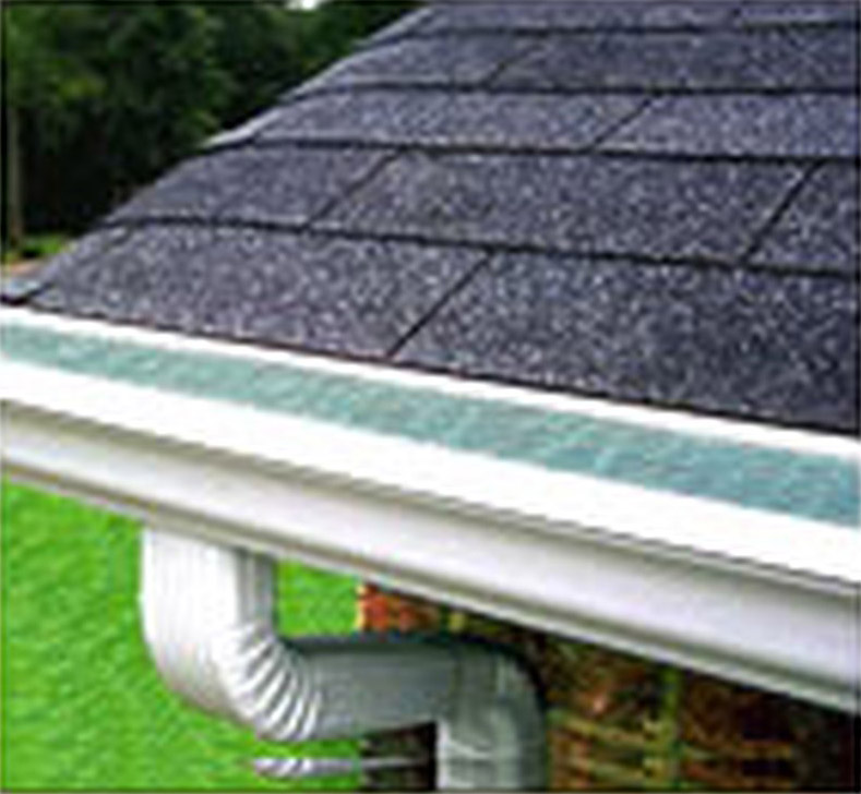 Ri Roofing Company Installs Rain Gutters To Protect Your Roof