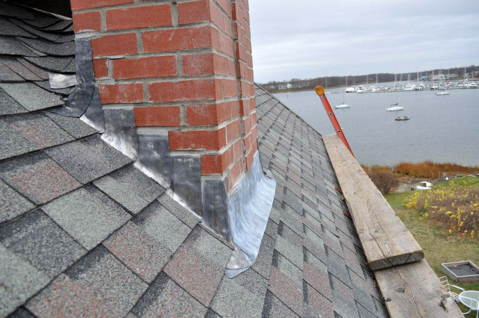 Roof Leaks Around Your Chimney