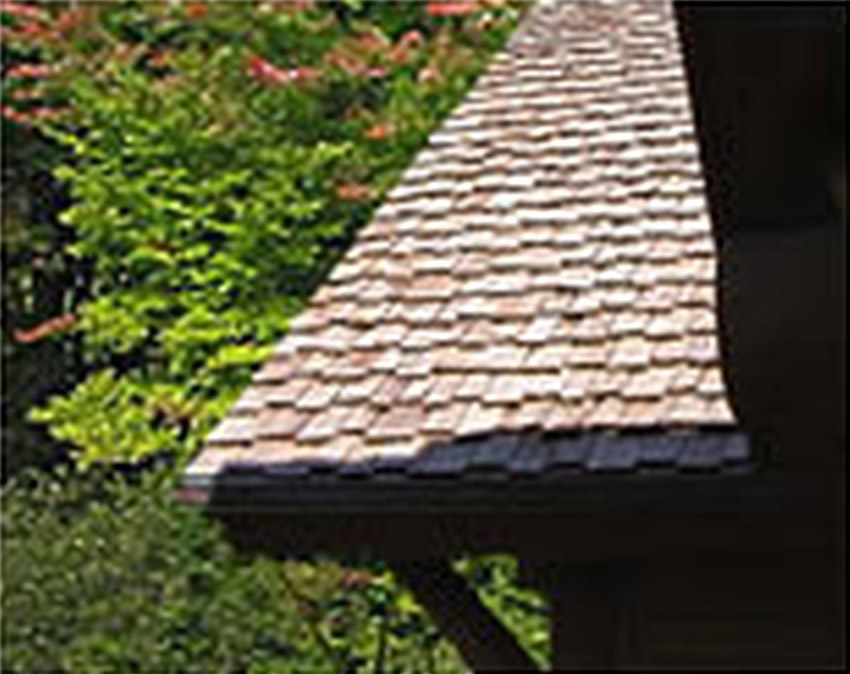 Wood Shingles Are Also More Expensive, But If You Are A Private Homeowner  Looking For A Natural Look That Blends Seamlessly With The Landscape, ...